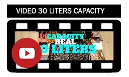 30 Liters Real Capacity Trolley