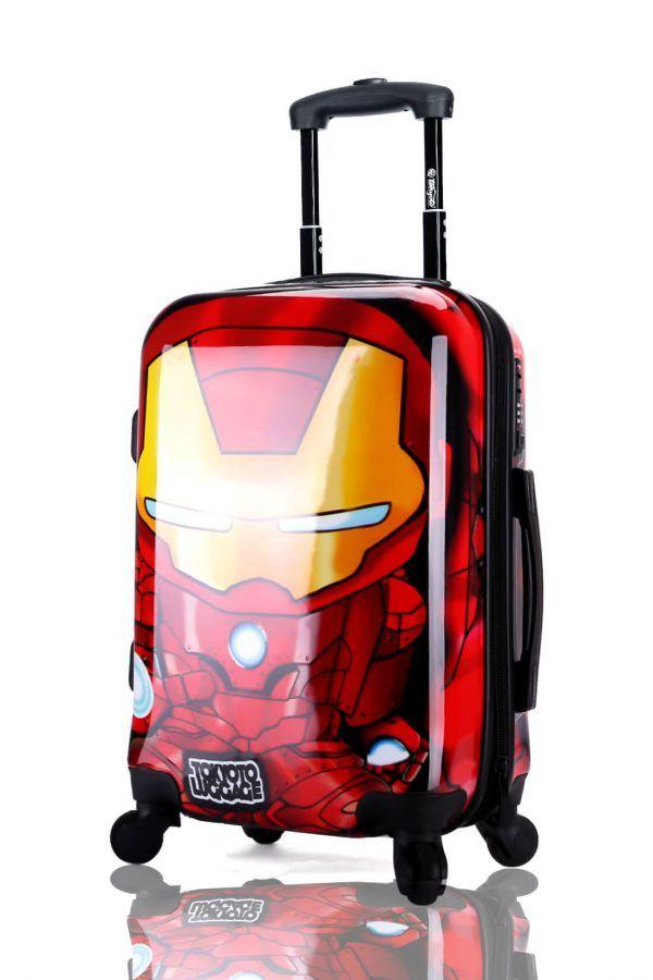 Suitcase Luggage Cabin Size Kids Trolleys TOKYOTO LUGGAGE Model IRON BOY 1