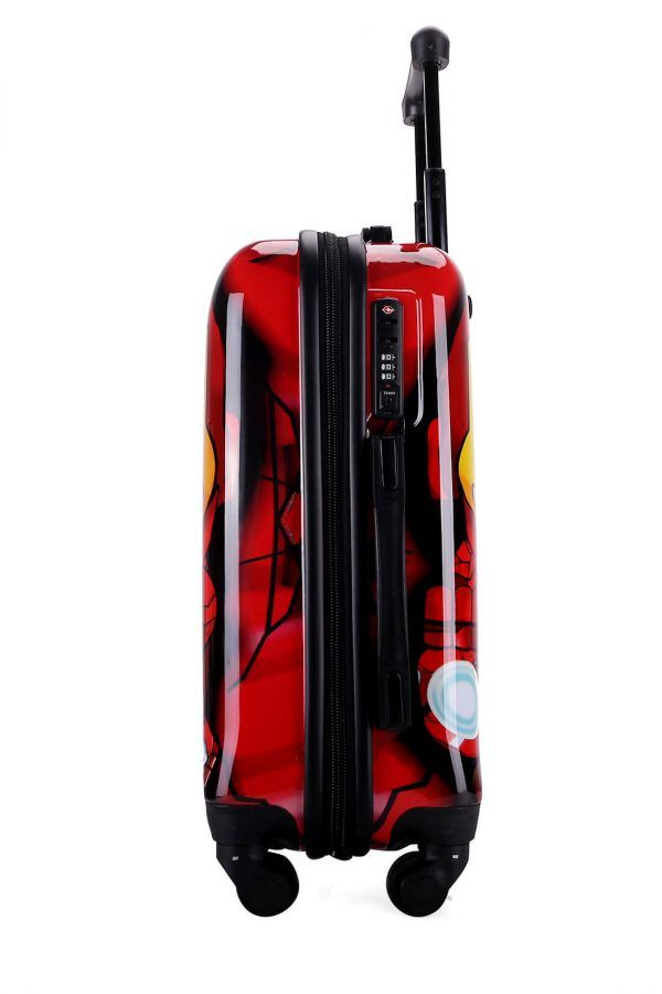 Suitcase Luggage Cabin Size Kids Trolleys TOKYOTO LUGGAGE Model IRON BOY 2