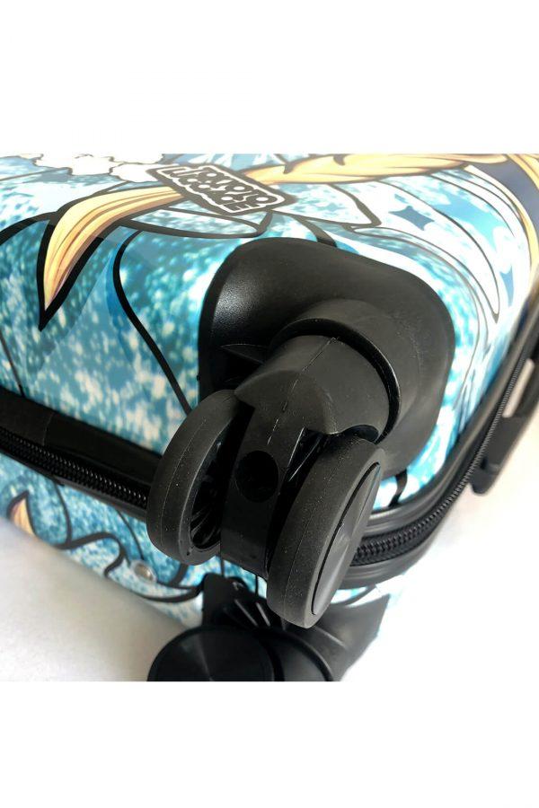 ICE PRINCESS Hand Cabin Luggage Online Kids Trolleys Original Gift TOKYOTO LUGGAGE 3
