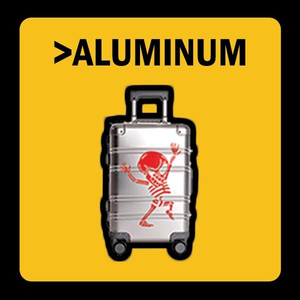 Aluminum Suitcases Tokyoto Luggage