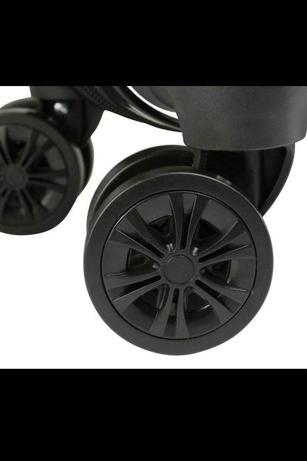 Double wheel TOKYOTO LUGGAGE