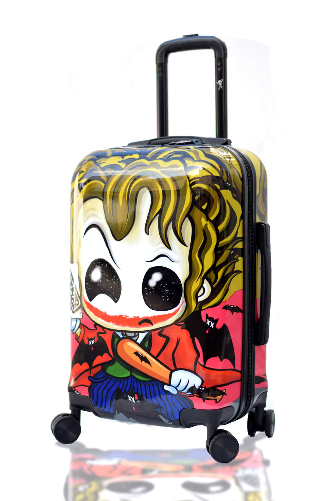 JOKER Hand Cabin Luggage Kids Rigid Carry-on TOKYOTO LUGGAGE 1