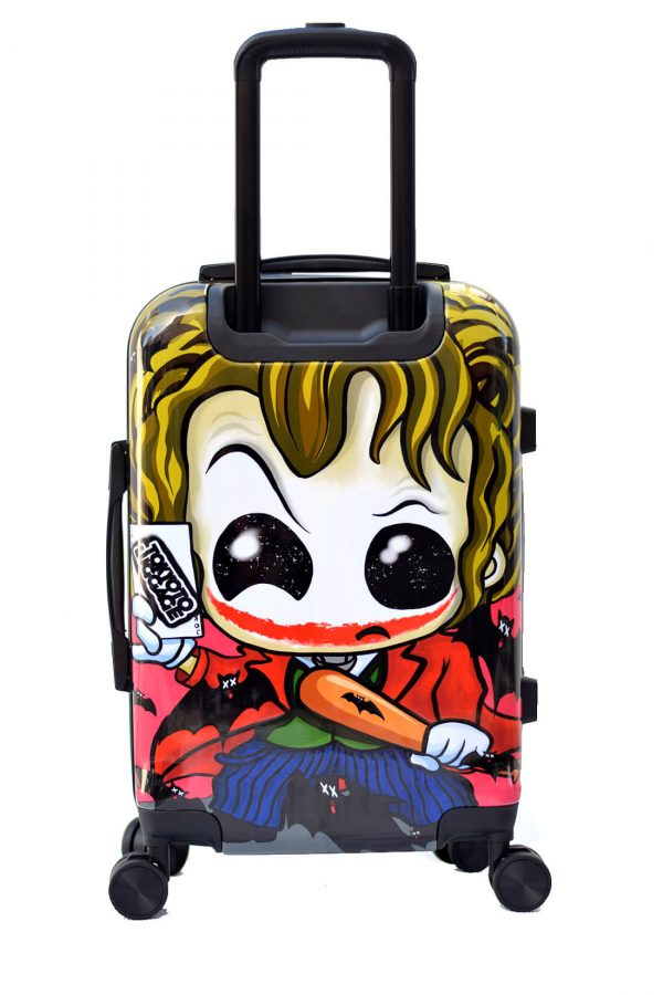 JOKER Hand Cabin Luggage Kids Rigid Carry-on TOKYOTO LUGGAGE 4