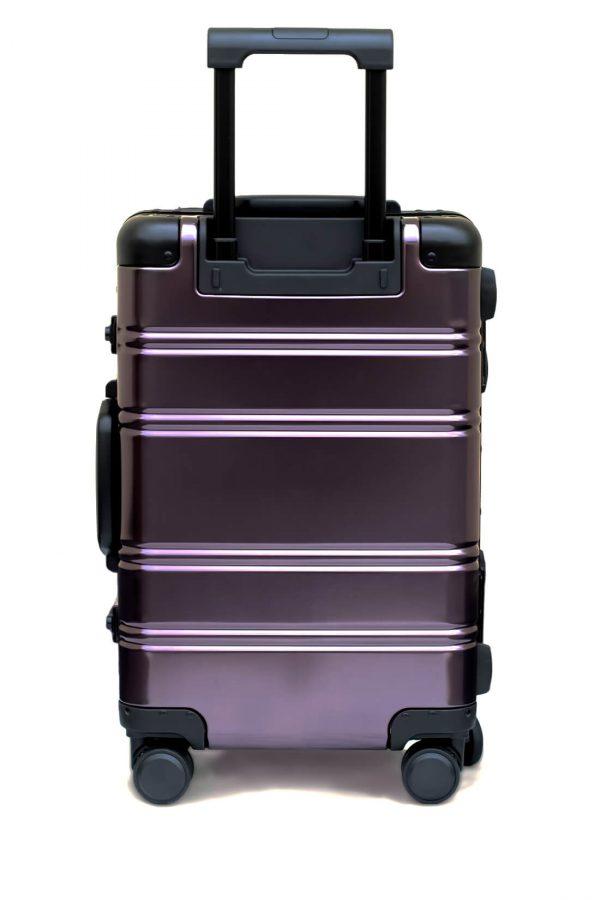 Aluminum Suitcase Trolley Cabin Luggage 3