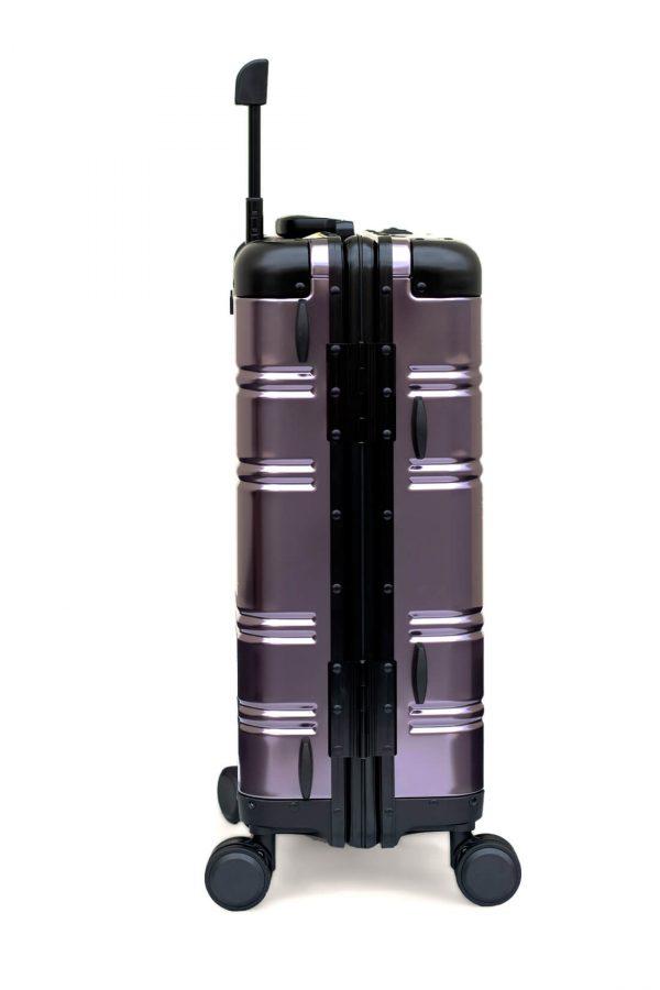 Aluminum Suitcase Trolley Cabin Luggage 4